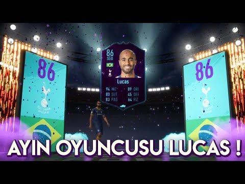 AYIN OYUNCUSU LUCAS ! FIFA 19 KADRO KURMA GÖREVİ