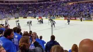 Sioux Falls Stampede win USHL Clark Cup.