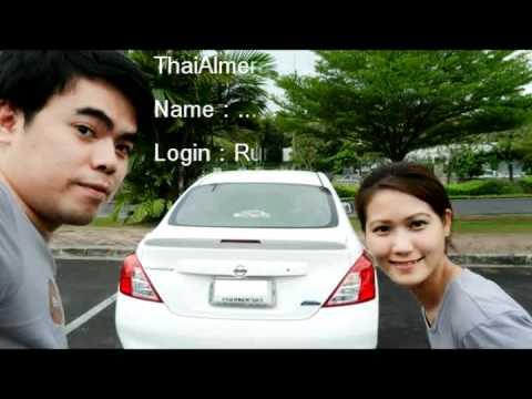 ThaiAlmeraClub Nissan Almera Thailand
