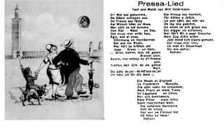 Pressa-Lied (Robert Koppel - Efim Schachmeister) 1928
