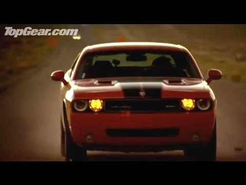 Usa Muscle Car Road Trip Part Mountain Pass Top Gear Bbc
