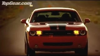 USA Muscle Car Road Trip Part 2 - Mountain pass - Top Gear - BBC