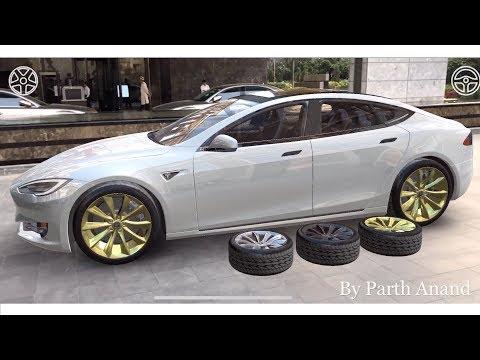 Augmented Reality Car Customization demo using Unity & ARKit