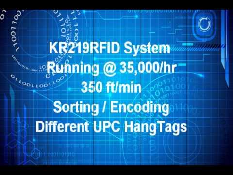 Kirk Rudy KR219RFID
