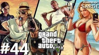 Zagrajmy w GTA 5 (Grand Theft Auto V) odc. 44 - Wielki skok na Bank Rezerw Federalnych