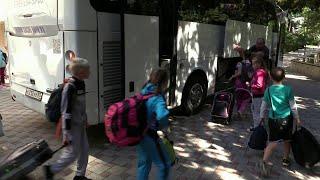 Правительство на этой неделе утвердило новые требования к детским автобусным перевозкам.