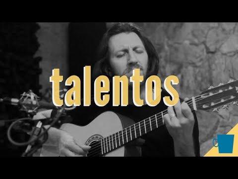 """Talentos - John Mueller em """"Maré Rasa"""" (Canção de Partida)"""