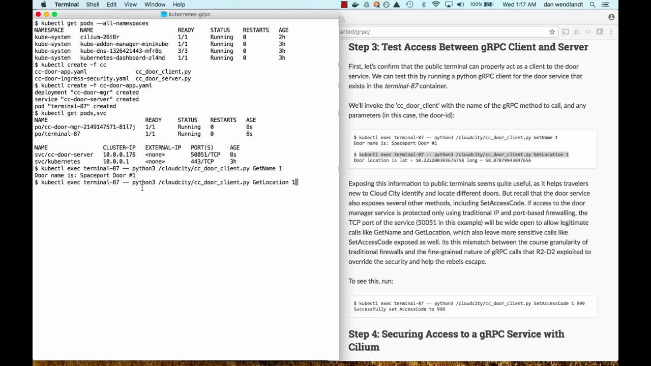 Cilium Now Speaks gRPC! — Cilium
