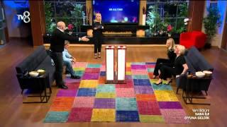 Saba ile Oyuna Geldik - Bas Basabilirsen Oyunu (1.Sezon 3.Bölüm)