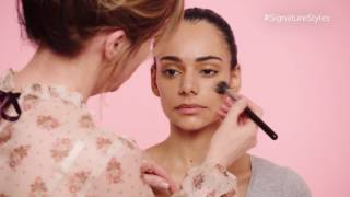 Signature Styles - Attracta Courtney make up artist to the stars
