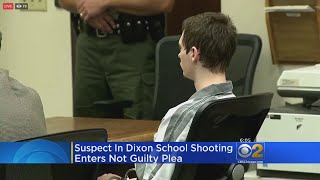 Dixon High School Shooter Pleads Not Guilty