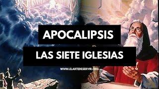 Las siete iglesias l Apocalipsis Capítulo 1 Narrado l El Arte De Servir