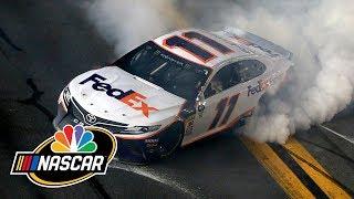 Daytona 500: Listen to incredible international calls of the final lap | Motorsports on NBC