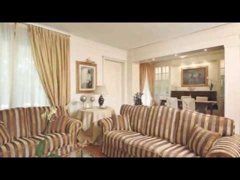 Boiserie In Gesso Camera Da Letto : Boiserie e tessuti in primo piano youtube