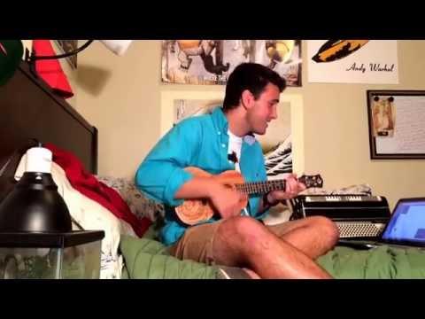 Sprawl ii/Mountains Beyond Mountains- Arcade Fire- a fun ukulele cover
