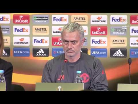 Jose Mourinho & Daley Blind Press conference | Europa League | Manchester United vs Rostov