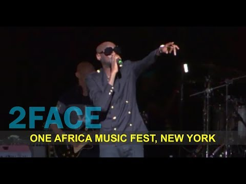 Tuface King of Live Performance | One Africa Music Fest, New York 2017.