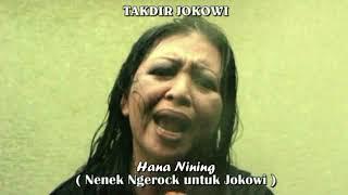 lagu TAKDIR JOKOWI NENEK NENEK NGEROCK MP3