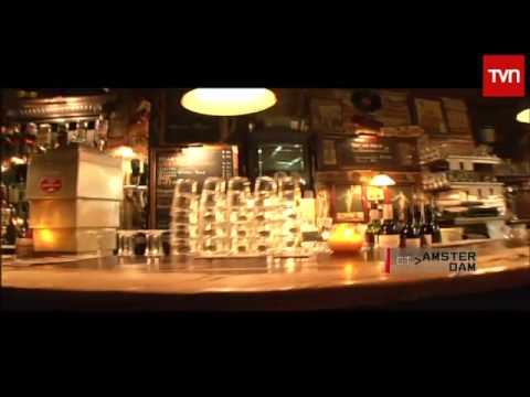 Clase Turista: Amsterdam - Marihuana - TVN Chile - 04/02/2014