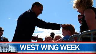 "West Wing Week 9/30/11 or ""Set Your Sights High"""