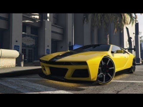 Gta 5 The Doomsday Heist Ubermacht Sc1 Bmw I8 Tuning And