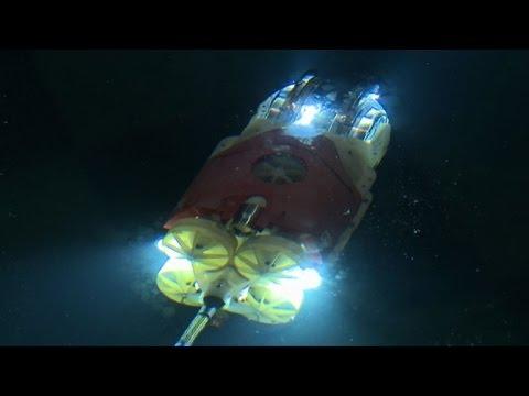 Underwater robot to investigate Fukushima reactor