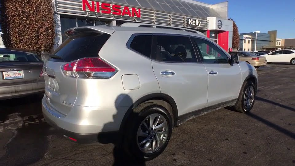 Nissan Orland Park >> 2015 Nissan Rogue Oak Lawn, Countryside, Chicago, Orland ...