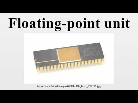 Floating-point unit
