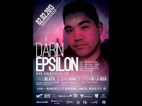 Darin Epsilon @ Rioma in Mexico City [Feb 2 2013]
