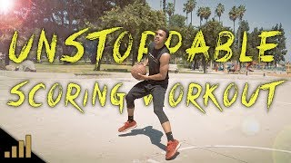 BECOME UNSTOPPABLE! 10 Minute Basketball Scoring Workout