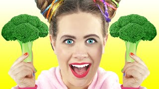 Yes Yes Vegetables Song - Canción Infantil | Canciones Infantiles con LaLa Songs