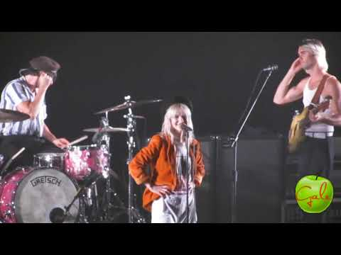 TOLD YOU SO - Paramore Concert Tour Live in Manila 2018 [HD]