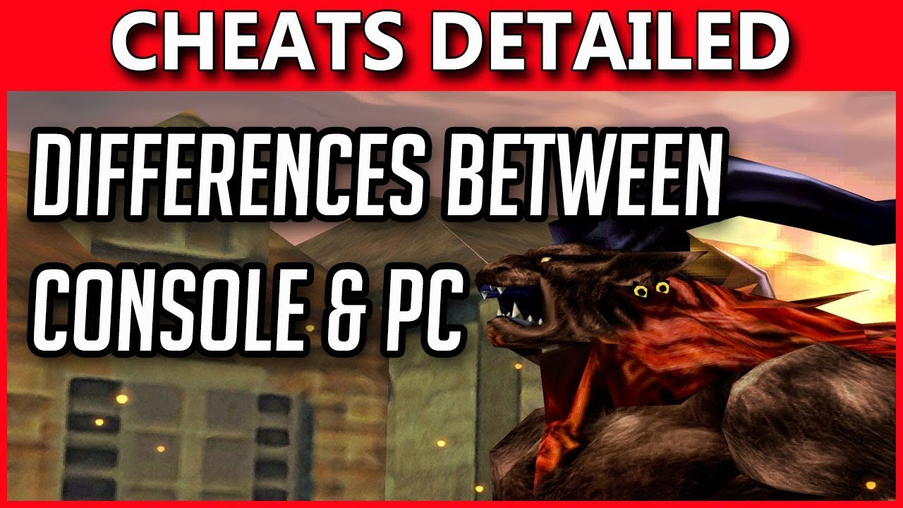 Final Fantasy 8 Remaster | Cheats & Differences Between PS4 & PC!