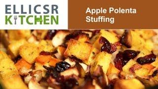 Apple Polenta Stuffing