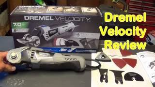 Review of the Dremel VC60-01 kit. Got this from Home Depot. So far ...