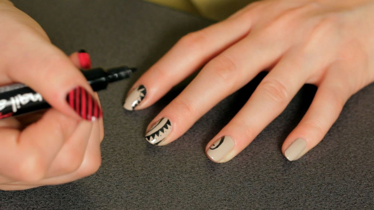 Art Designs: Nail Art Designs - YouTube
