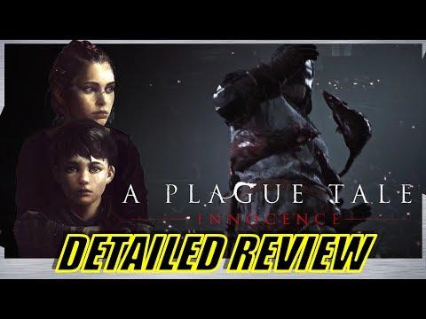 TRAILER REVIEW 'A Plague Tale: Innocence E3 2017 Trailer'