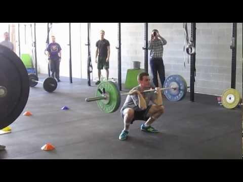 Work Hard, CrossFit Harder