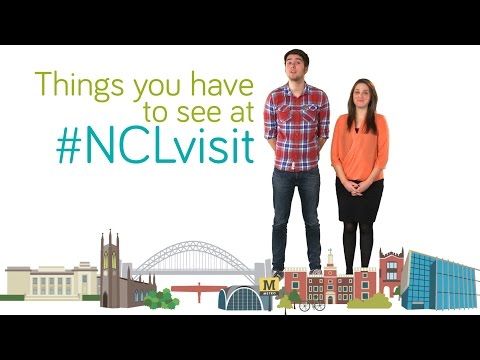 Top 5 Things To See At Newcastle University's Open Days