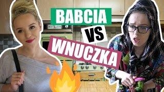 BABCIA vs WNUCZKA - ODWIEDZINY