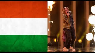 My TOP 10 entries from Hungary in Eurovision (1994-2018)