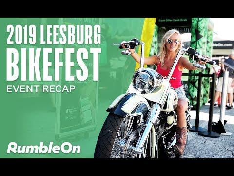 RumbleOn Recap: Leesburg Bikefest 2019