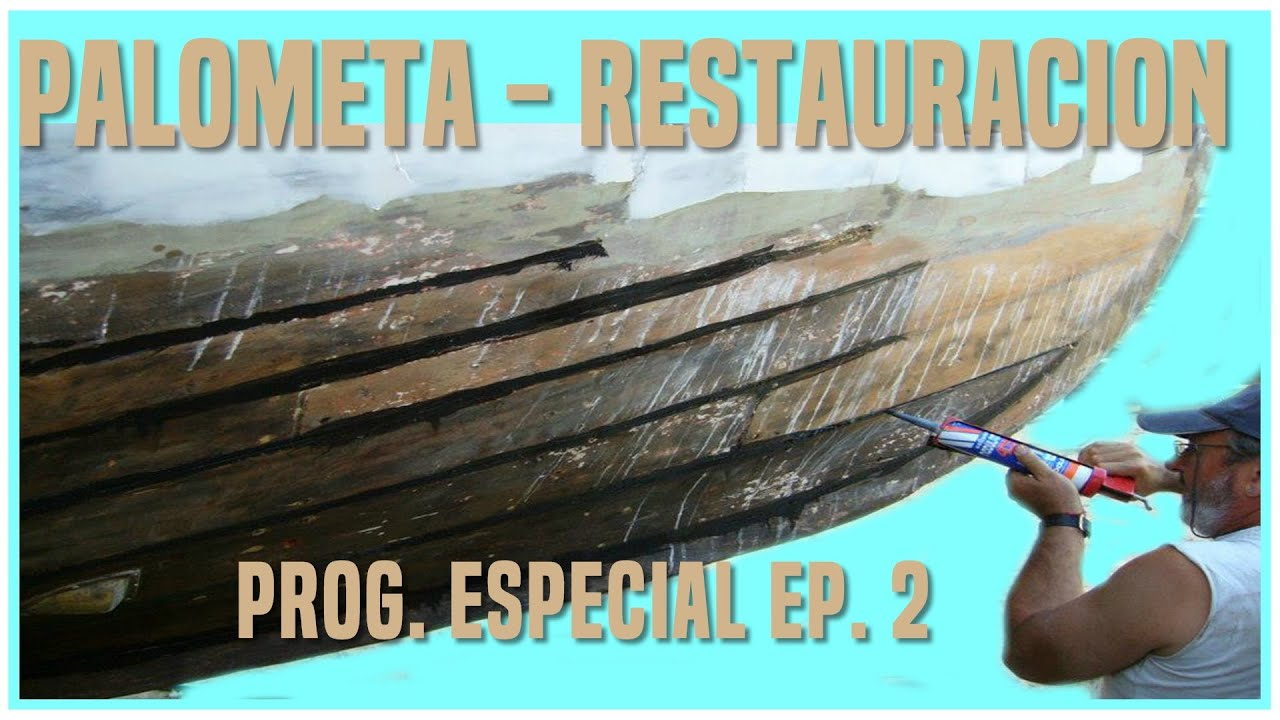 Palometa | RESTAURACION | Programa Especial ep.2