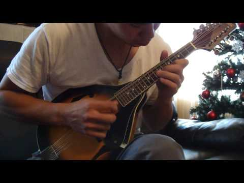 Nickel Creek - Warmth of the Sun -  chris thile solo