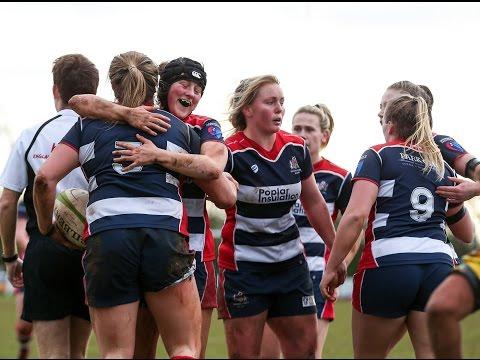 Highlights: Bristol Ladies 47-5 Richmond Women