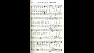 Christ the Lord is Risen Today (Easter Hymn)