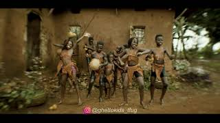 Master KG x Ghetto Kids - Themba Lam (Official Dance Video) Feat Mpumi and Prince Benza