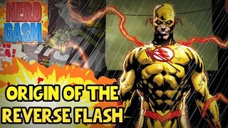 Origin of Eobard Thawne the Reverse Flash