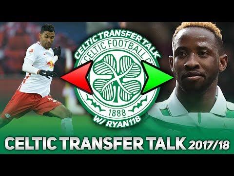 Celtic Transfer Talk | Centre Back Rumours and Musonda!