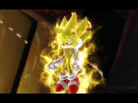 Super Sonic Super Shadow Y Super Silver Youtube